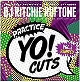 "DJ RITCHIE RUFTONE - Practice Yo! Cuts Vol 3 Remixed - 7"" Vinyl"