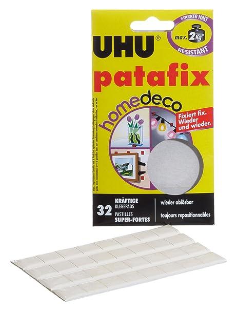 UHU 48815 Doppelseitiges Klebeband UHU® Patafix Transparent 56St.