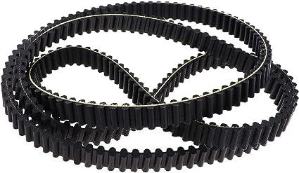 """John Deere M150718 Toothed Timing Belt LT155 LT166 LTR166 LTR170//180 42/"""" Deck"""