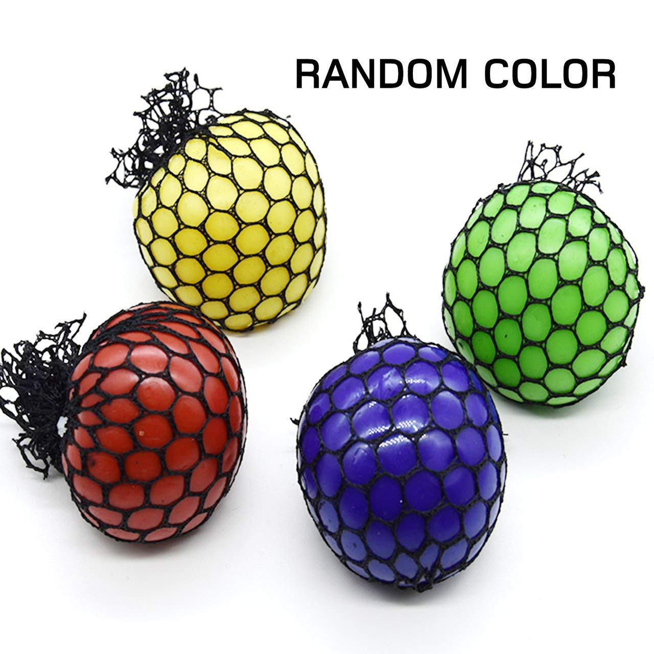 Cute Stress Relief Ball Novetly Squeeze Ball Hand Wrist Exercise Antistress Slime Ball Toy Funny Gadgets Toys Jasnyfall randomly delivered 5cm