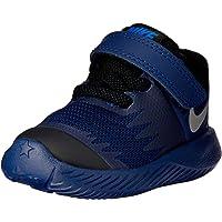 Nike Australia Baby Boys Star Runner RFL (TDV) Fashion Shoes, Blue Void/Reflect Silver-Black