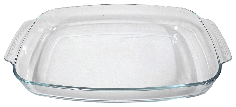 PAMEX - Fuente para Horno y Microondas Rectangular 43.9cm - Modelo ...