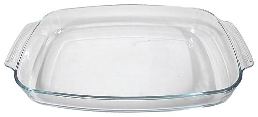 PAMEX - Fuente para Horno y Microondas Rectangular 43.9cm ...