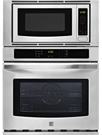 Combination Microwave Amp Wall Ovens Amazon Com