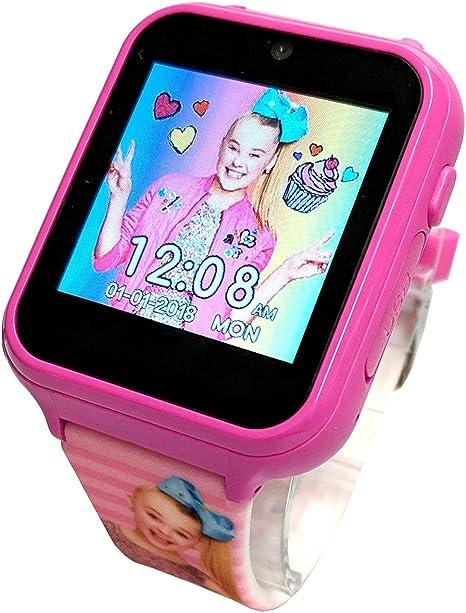 Amazon.com: Jojo Siwa - Reloj inteligente interactivo con ...