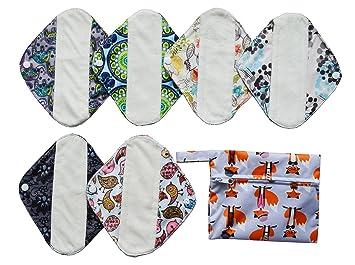 Amazon.com: 7 piezas Set 1 piezas Mini Bolsa para pañales ...