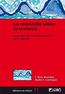 Las necesidades básicas de la infancia (BIBLIOTECA DE INFANTIL) (Spanish Edition)