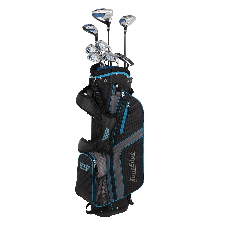Tour Edge Unisex B3SLGU11.B Bazooka 360 Teen Golf Set Left Hand, Black/Blue by Tour Edge (Image #1)