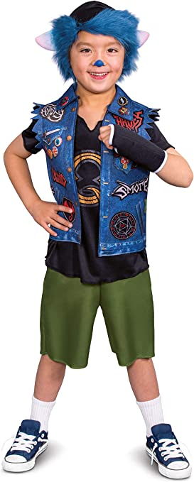 Disguise Onward Cebada Disfraz De Personaje Inspirado En La Película Disney Pixar Para Niños Tamaño De Niño Extra Pequeño 3t 4t Azul 106069m Clothing