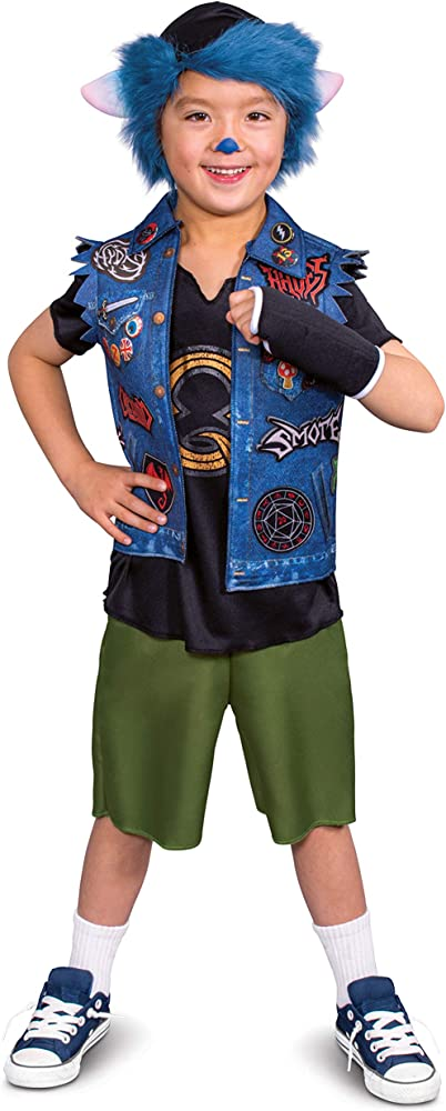Onward Ian Costume Disney Pixar Movie Inspired Character Outfit for Kids 7-8 Deluxe Child Size Medium