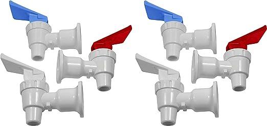 Sunbeam Water Cooler Spigot Blue Cold Valve