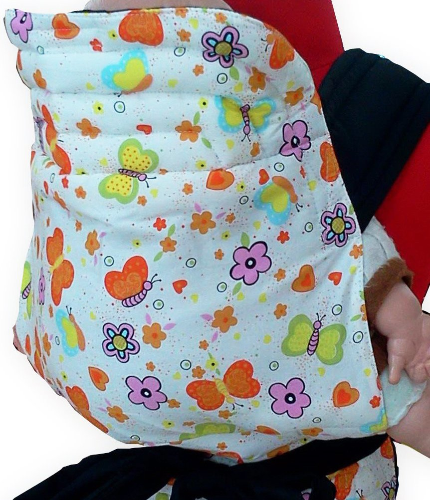 MEI TAI Baby Sling Carrier : Butterfly and Flower by Enjoybaby   B00A6AZU3Q