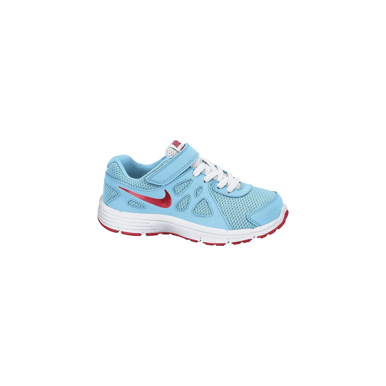 Nike Revolution 2 PSV, Zapatillas de Deporte para Niñas, Azul ...