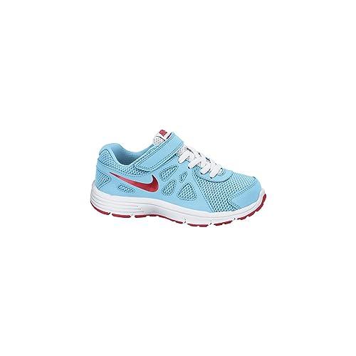 Deporte 2 Nike Zapatillas De Revolution Psv Niñas Azulnaranja B57WUX7Ar