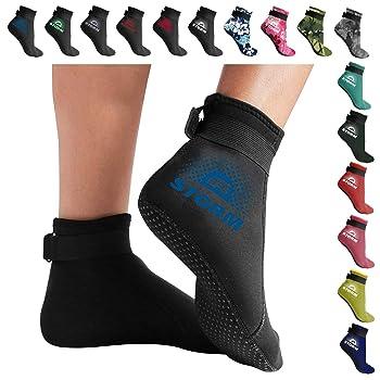 BPS Storm Ultra Premium Water Fin Socks