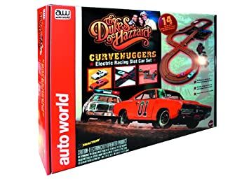 Auto world dukes of hazzard slot car set poker variance simulator tournaments