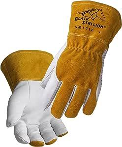 Revco BSX Black Stallion Comfortable & High-Dexterity MIG/TIG Welding Glove (X-Large)