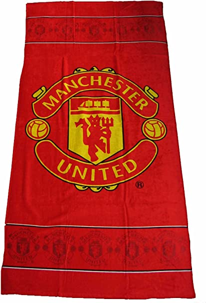Manchester United Beach Towel