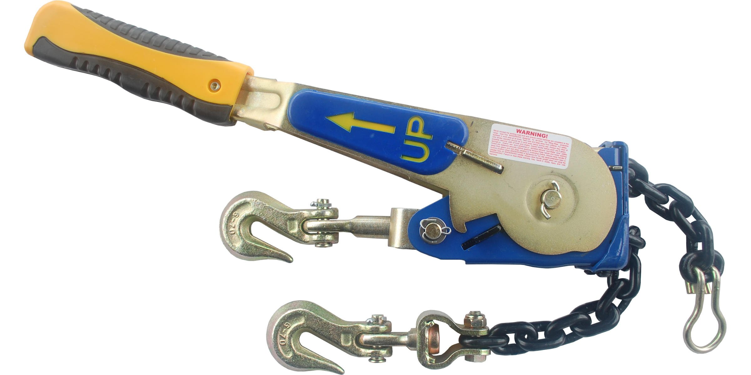 5/16''-3/8'' Ratchet Buckle Chain Binder Load