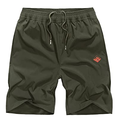 exeke Outdoor Men's Quick Dry Shorts Lightweight Hiking Shorts