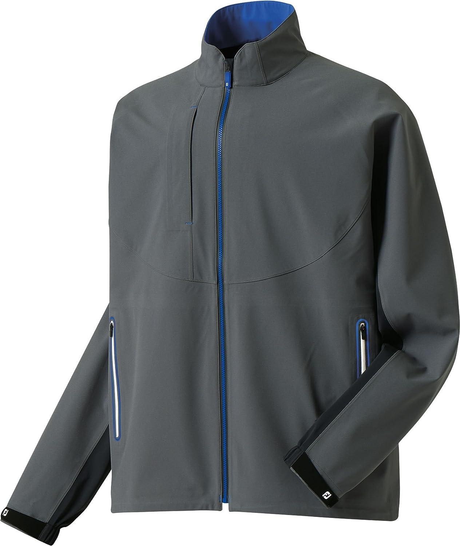 フットジョイ メンズ ジャケット&ブルゾン FootJoy Men's DryJoys Tour LTS Rain Golf [並行輸入品] B07DG2PHMP M