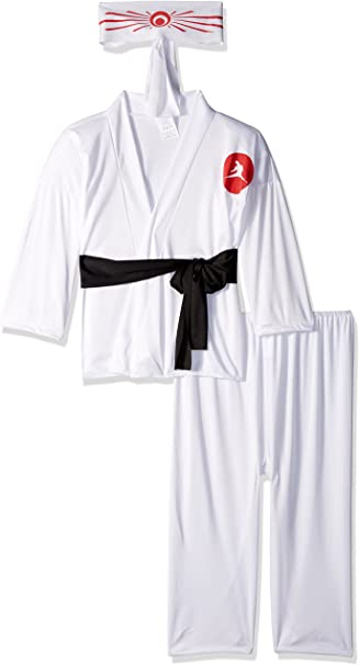 Amazon.com: Karate Boy Kids Costume: Toys & Games