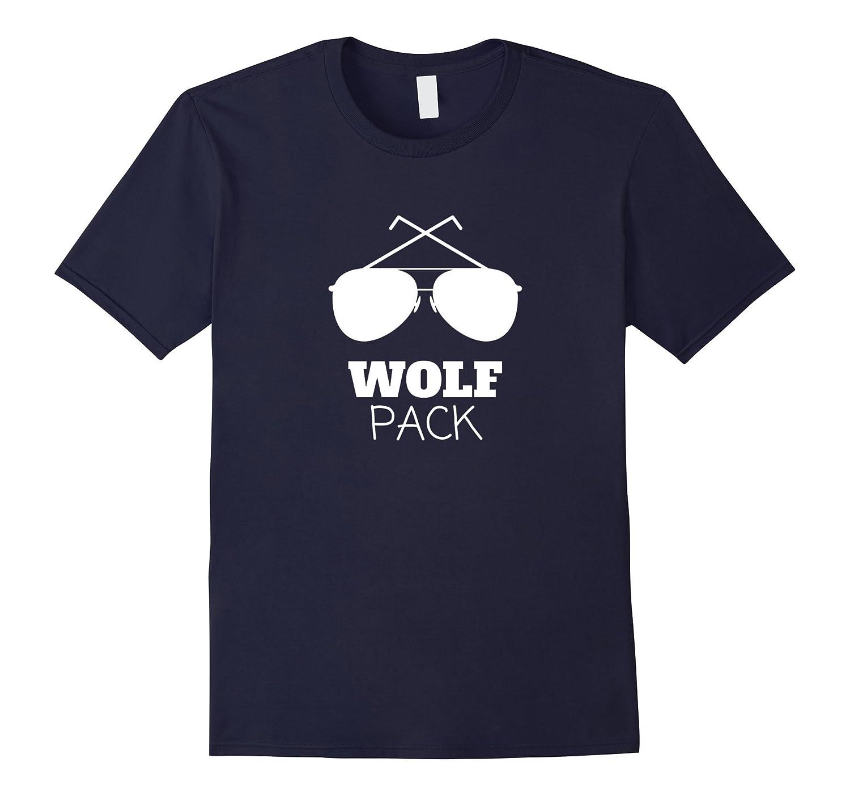 I'm Member of the Wolf Pack Groom Men T-Shirt-BN