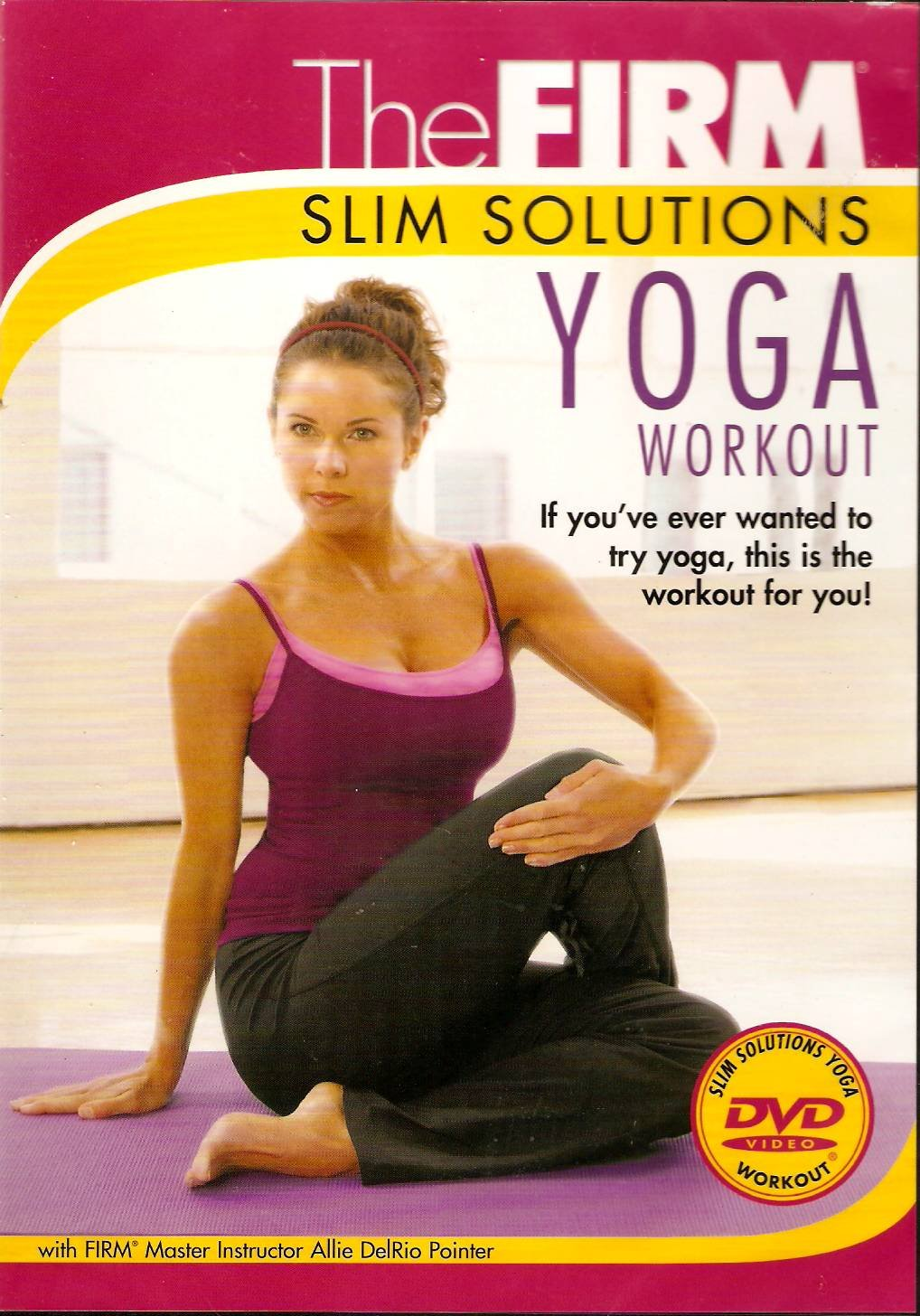 The FIRM - Slim Solutions Yoga Workout: Amazon.es: Cine y ...