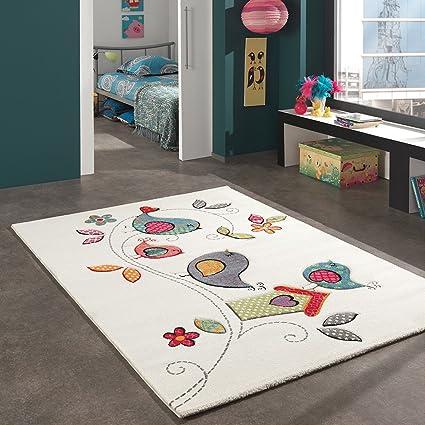 UN AMOUR DE TAPIS - Tapis moderne 1270 - petit tapis chambre ...