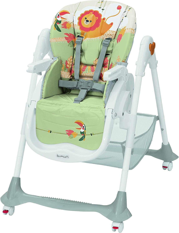 Brevi 279-660 B Fun chaise haute jungle
