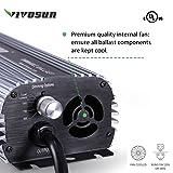 VIVOSUN 4-Pack 1000 watt Dimmable Digital Ballast