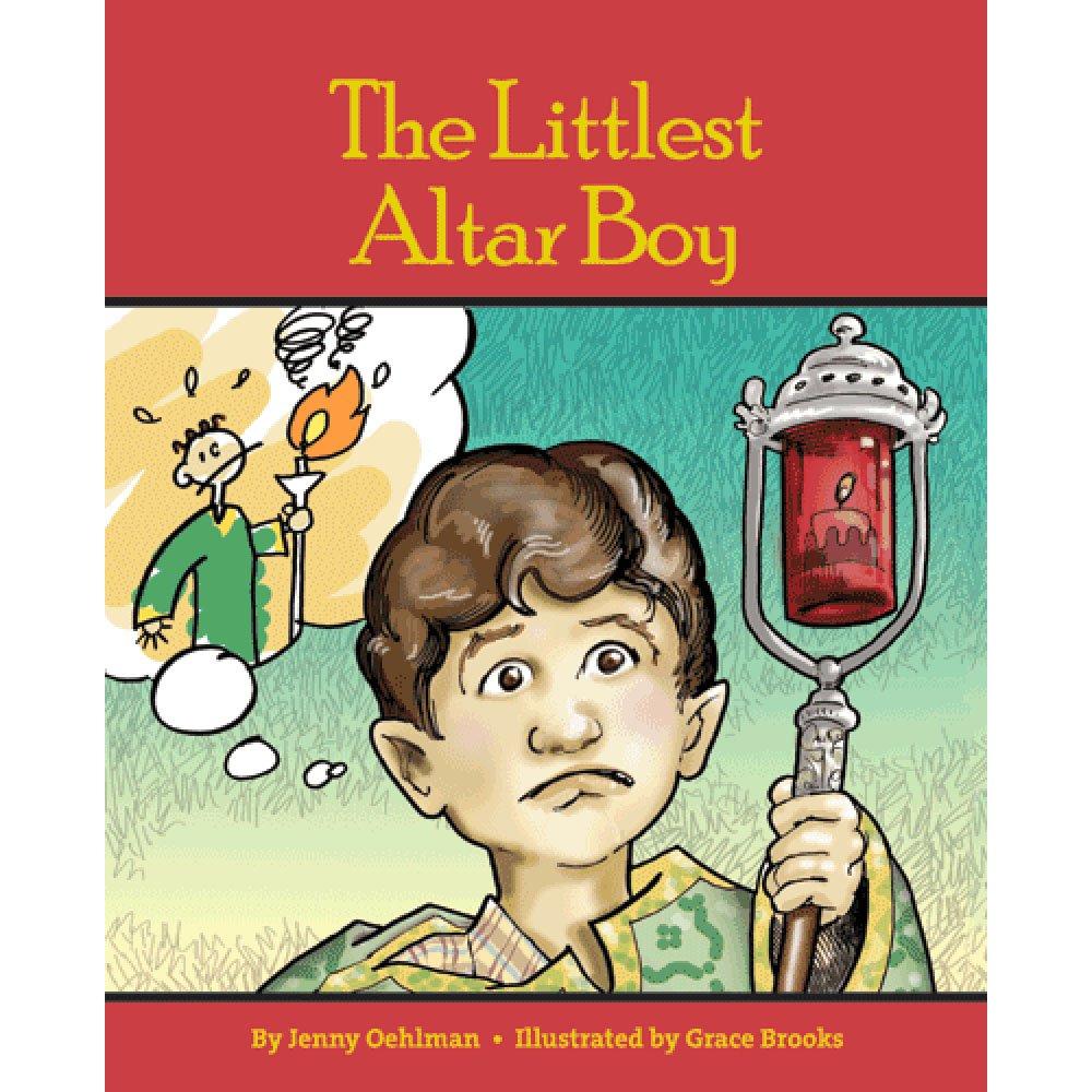 The Littlest Altar Boy pdf epub