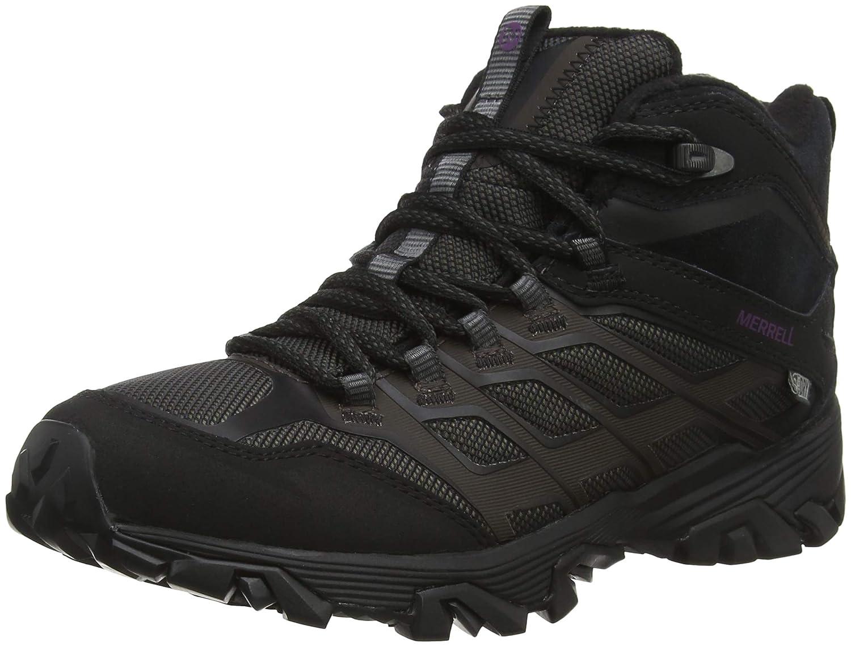 Noir (noir noir) 39 EU Merrell Moab FST Ice+ Thermo, Chaussures de Randonnée Hautes Femme