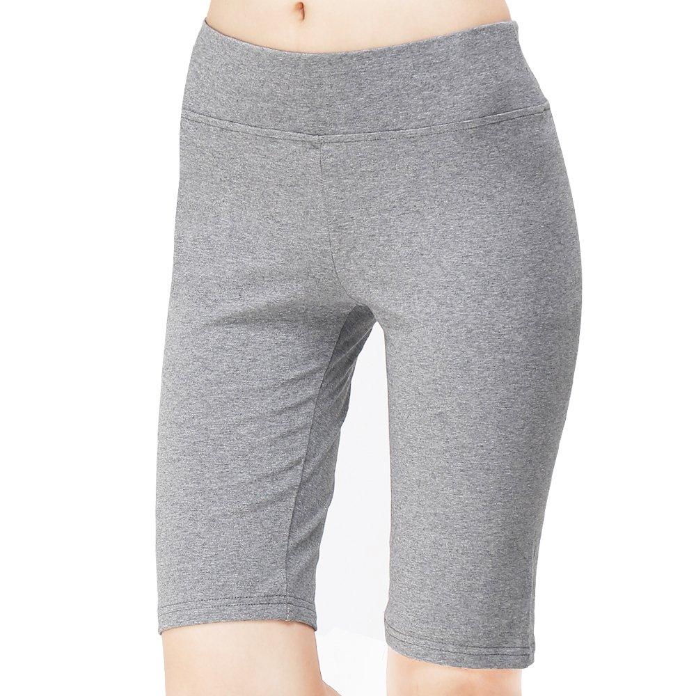 ABUSA Women's YOGA Exercise Workout Shorts MXA00158