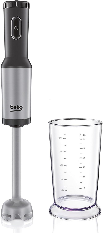 Beko HSB7750X - Batidora de Mano, 750W, 12 velocidades, Botón ...