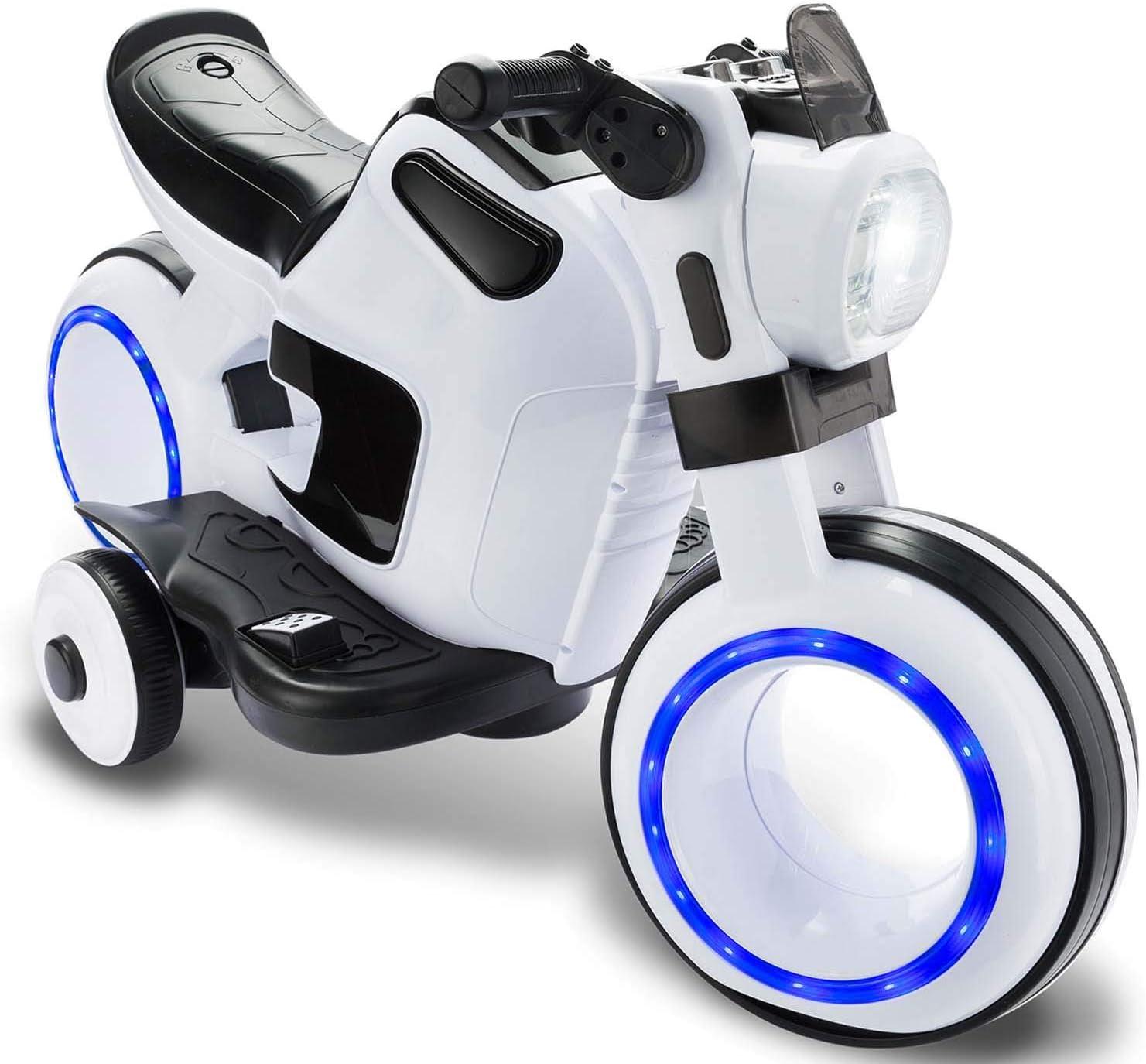 Goods & Gadgets Motocicleta eléctrica para niños | Vehículos Infantiles Vehículos eléctricos E-Scooters Scooters eléctricos para niños