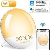Wake Up Light Despertador Luz Inteligente - 2019