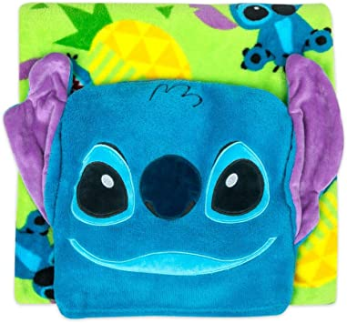 Disney Stitch Lilo & Stitch - Manta de forro polar, diseño de Lilo & Stitch: Amazon.es: Hogar