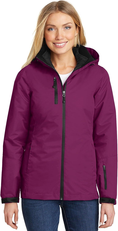 Port Authority Mens Vortex Waterproof 3-In-1 Jacket