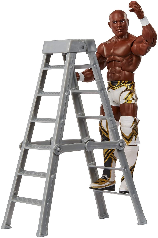 WWE GCL17 Shelton Benjamin Elite Collection Series # 63 Action Figure Multicolor Mattel