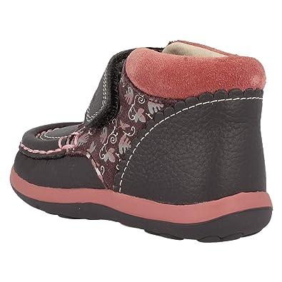 Clarks Girls Alana Erin Bottines en cuir anthracite pour enfant: Amazon.fr:  Chaussures et Sacs
