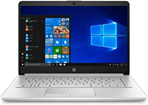 HP Laptop 14-DK1074 AMD Ryzen 3 8GB RAM 256GB SSD 14-Inch HD WLED Win 10 Home S