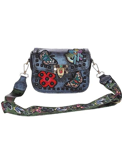 1437f695cc1ad Zwillingsherz Handtasche für Damen - Hochwertige   modische Henkeltasche -  perfekt als Shopper -Tasche oder Umhängetasche für Frauen und Mädchen - Bag  ...