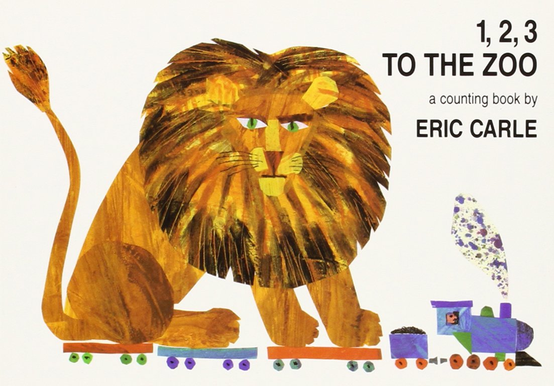 Zoo Counting Book Eric Carle