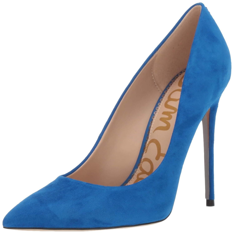 Sapphire bluee Suede Sam Edelman Women's Danna Pump