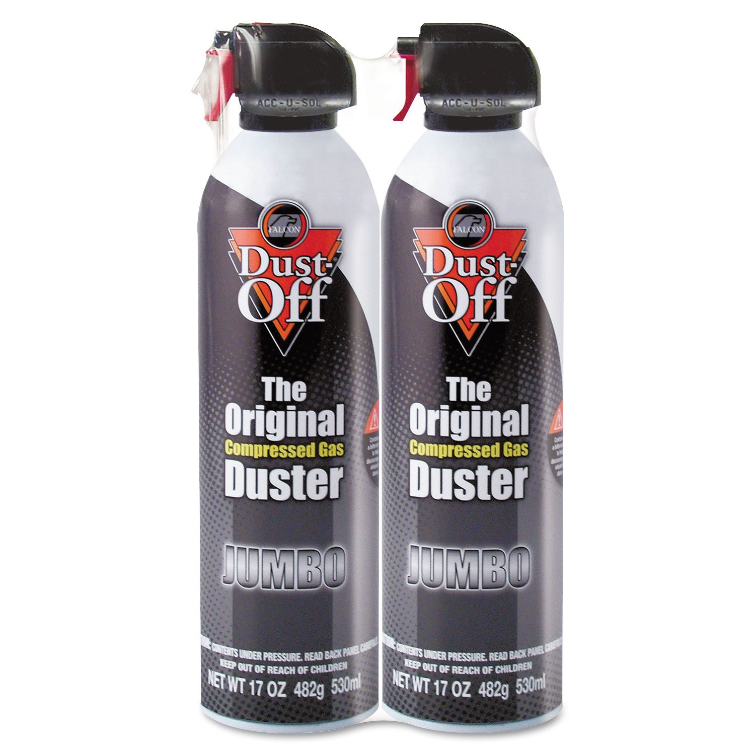 FALDPSJMB2 - Dust-off Disposable Compressed Gas Duster