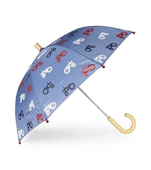 Hatley Jungen Printed Umbrellas Regenschirm