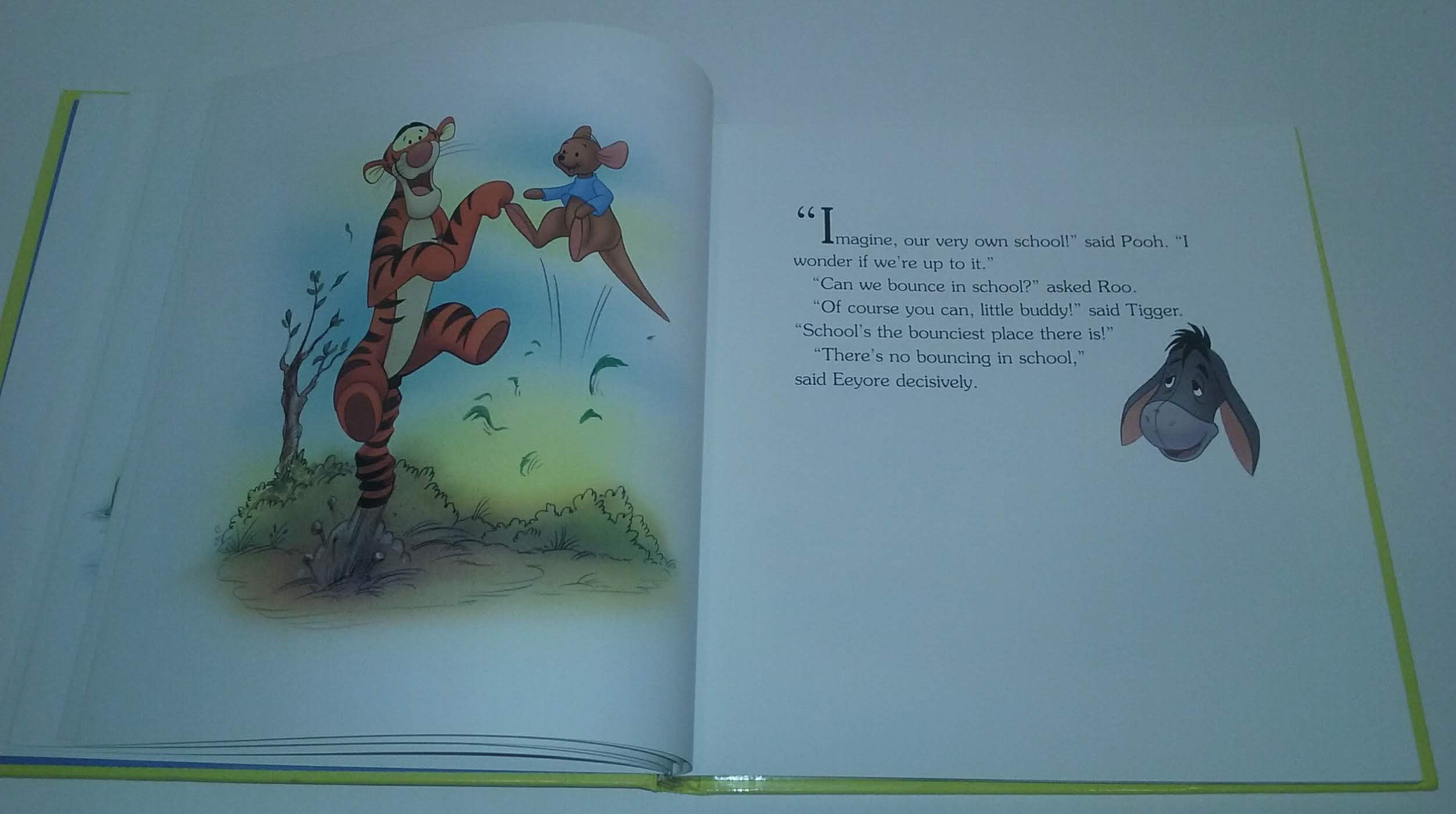 Amazon.com: My Very First Winnie the Pooh Growing Up Stories ...
