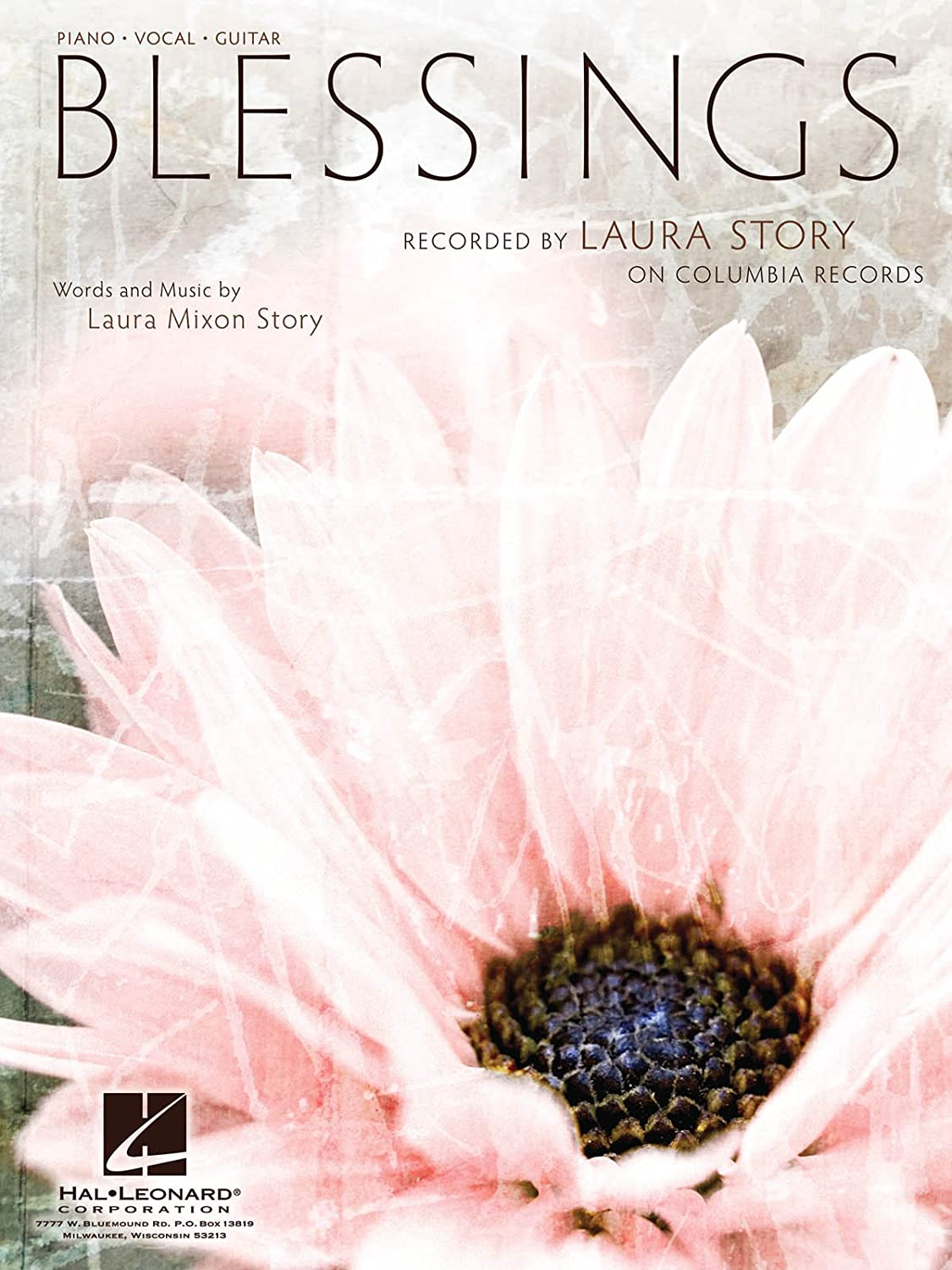 Amazon laura story blessings pianovocal sheet music amazon laura story blessings pianovocal sheet music musical instruments hexwebz Gallery
