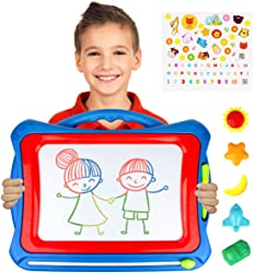 Top 10 Best Magnetic Doodle Drawing Board For Kids (2021 Reviews & Buying Guide) 1